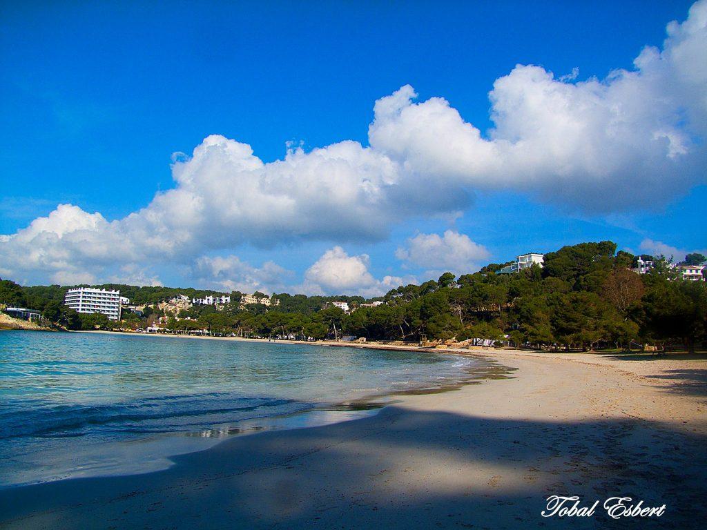 cala galdana playa menorca