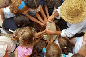 queso artesano Menorca excursiones colegio